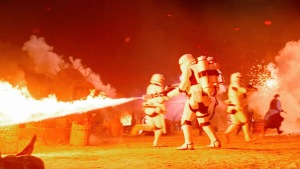Now with Flamethowertroopers!